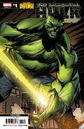 Immortal Hulk The Best Defense Vol 1 1 Second Printing Variant