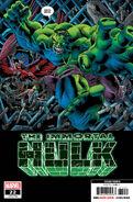 Immortal-Hulk-22-Marvel-Comics-Joe-Bennett-2nd-Printing-Variant-Cover