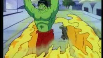 It Lives! It Grows! It Destroys! Hulk Saves Betty & Rick-0