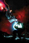 Immortal Hulk Vol 1 5 Cosmic Ghost Rider Vs. Variant Textless