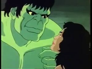 Hulk in Love