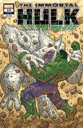 Immortal Hulk Vol 1 33 Skroce Variant