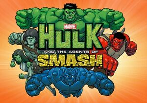 Hulk SMASH Promo