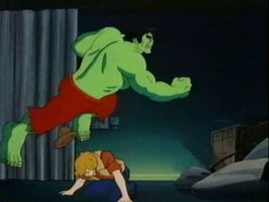 Hulk-Out number one
