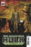 Immortal Hulk Vol 1 11 Second Printing Variant