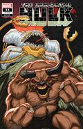 Immortal Hulk Vol 1 33 Lim Variant