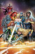 Immortal Hulk Vol 1 8 Uncanny X-Men Variant Textless