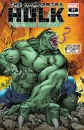 Immortal Hulk Vol 1 27 2099 Variant