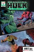 Immortal Hulk Vol 1 9 Third Printing Variant