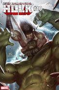 Immortal Hulk Vol 1 10 Conan vs. Marvel Heroes Variant