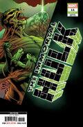 Immortal Hulk Vol 1 11 Third Printing Variant