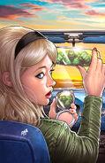 Immortal Hulk Vol 1 31 Gwen Stacy Variant Textless
