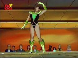 Fashion Warrior Jade