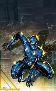 Immortal Hulk Vol 1 19 Spider-Man Armor Suit Variant Textless