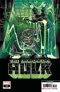 Immortal Hulk Vol 1 17 Second Printing Variant