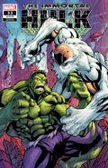 Immortal Hulk Vol 1 33 Lubera Variant