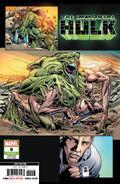Immortal Hulk Vol 1 8 Third Printing Variant