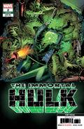Immortal Hulk Vol 1 2 Fourth Printing Variant