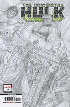Immortal Hulk Vol 1 26 Second Printing Variant