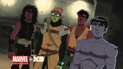 Marvel's Hulk and the Agents of S.M.A.S.H. - Clip 1-0