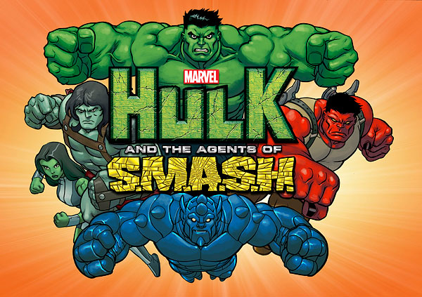 Image result for hulk and the agents of smash
