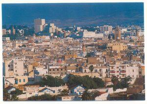 Tunis The city