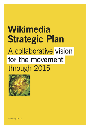 WM strategic plan cover page image