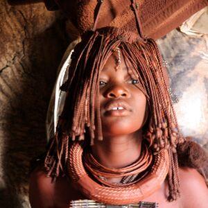 Namibie Himba 0718a