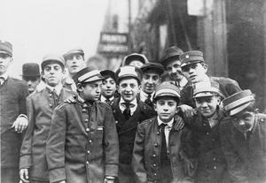 Strikes - Messenger boys