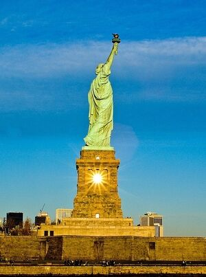 Statue Of Liberty -a