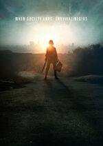 """Human Element """"Survival"""" promotional art"""