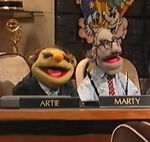 Artie and marty pipkin