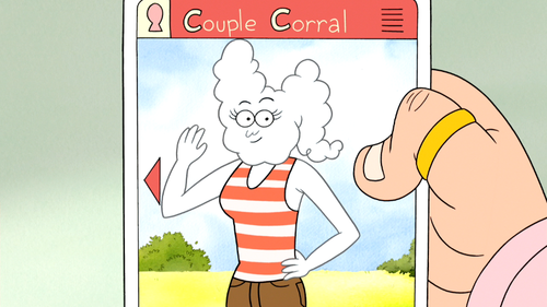 Couple corral