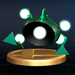 Green Alloy - Brawl Trophy