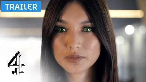 TRAILER Humans AMC Channel 4