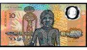 First Australian polymer banknote