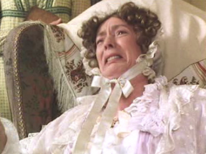 47 mrs bennet Pride and Prejudice