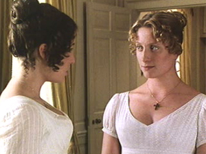 47 sisters look Pride and Prejudice
