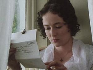 26 elizabeth reads letter Pride and Prejudice