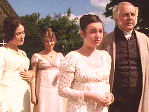 42 mr bennet Pride and Prejudice