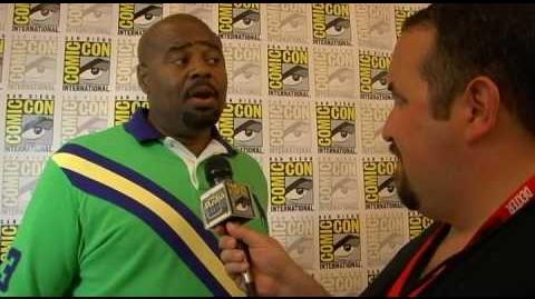 Human Target Interviews - San Diego Comic-Con 2010