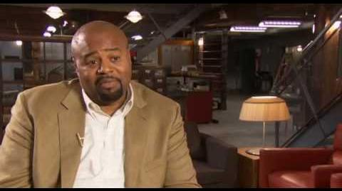 FOX Human Target - Interview w Chi McBride