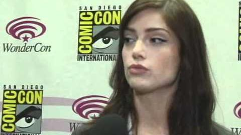 Janet Montgomery talks Career and Human Target with Sidewalks TV