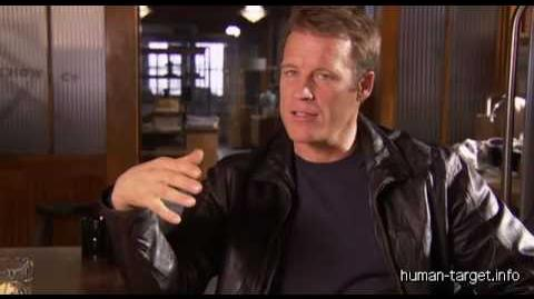 FOX Human Target - Interview W Mark Valley