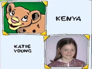 Kenya and Katie Young