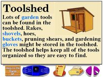 Buzzy's Information about Farm Toolsheds