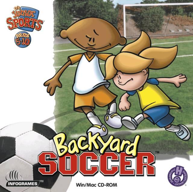 Great Backyard Soccer