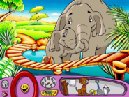 Baby Jambo and Mama Mombassa Closing Their Eyes