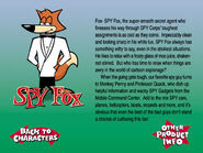 HE Catalog Spy Fox Screen (1998-1999)