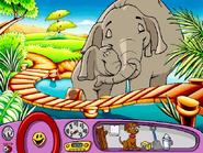 Baby Jambo and Mama Mombassa Hugging